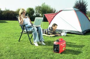 Stromerzeuger für Freizeit und Camping