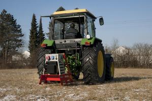 Landwirtschafteinsatz