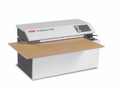 HSM ProfiPack C400 Verpackungspolstermaschine Tischgerät