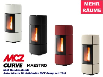 MCZ Curve Keramik  weiss / schwarz / bordeaux / warm grey