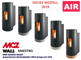 MCZ Wall - Sockel in versch. Farben / Materialien