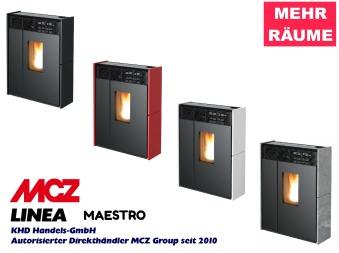MCZ Linea bordeaux / schwarz / weiss oder Naturstein