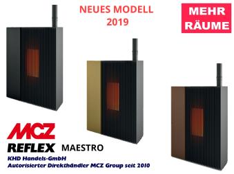 MCZ Reflex schwarz / gold / bronze