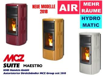 MCZ Suite bordeaux / old amber / Salz & Pfeffer