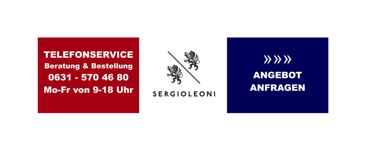 Sergio Leoni Maria Sofia Service und Bestellung