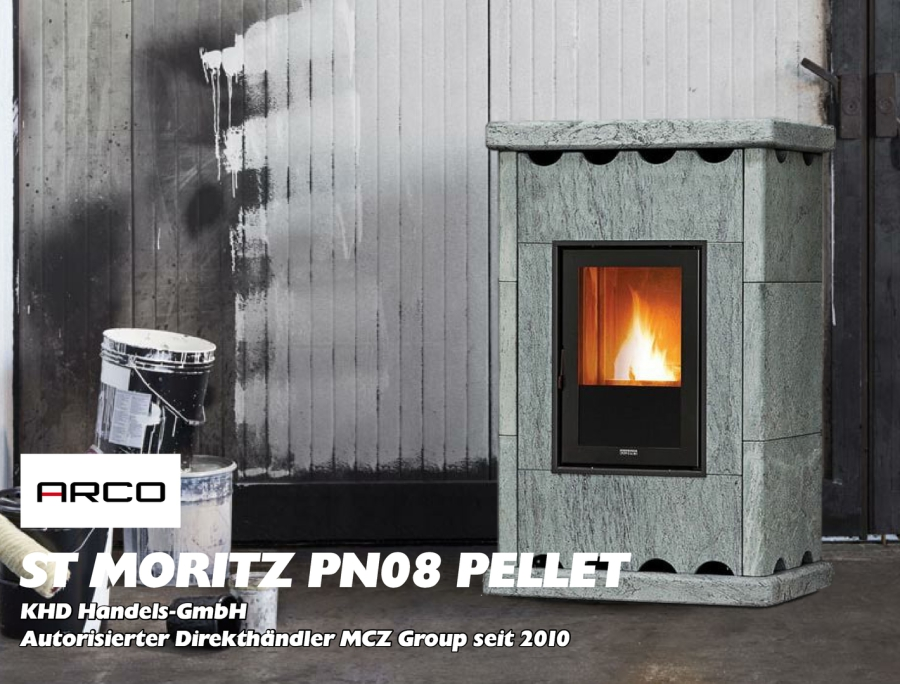 Arco St Moritz Pn08 mit Speckstein