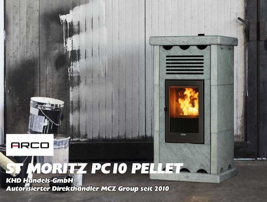 Arco St Moritz Pc10 mit Speckstein