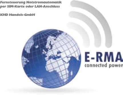 E-RMA Fernüberwachung und Fernsteuerung Notstromautomatik