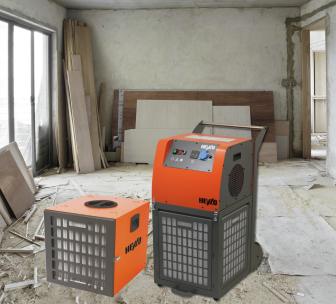 PowerFilter 3500 - Baustelle