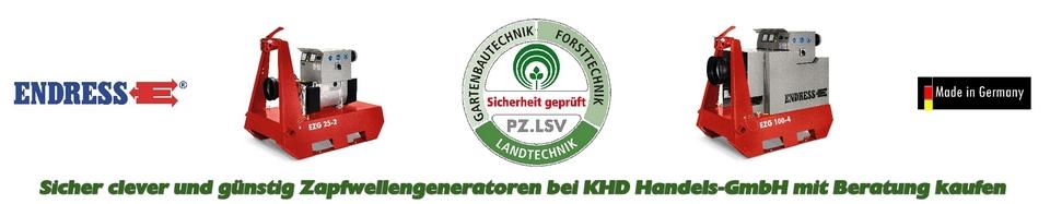 Zapfwellengeneratoren von Endress günstig kaufen - KHD Handels-Gmbh
