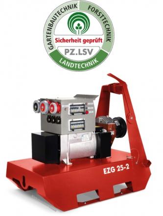 EZG 25/2 II/TN-S Zapfwellengenerator