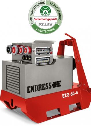 EZG 60/4 II/TN-S Zapfwellengenerator