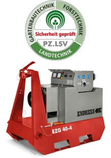 EZG 40/4 TN-S Zapfwellengenerator