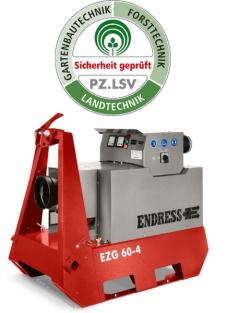 EZG 60/4 TN-S Zapfwellengenerator