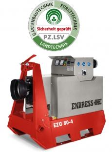 EZG 80/4 TN-S Zapfwellengenerator