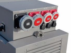 Steckdosen Zapfwellengenerator